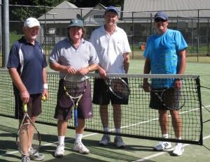 KTC Rob Massey, Bill Summerside, Ross Smith and Mark Myers